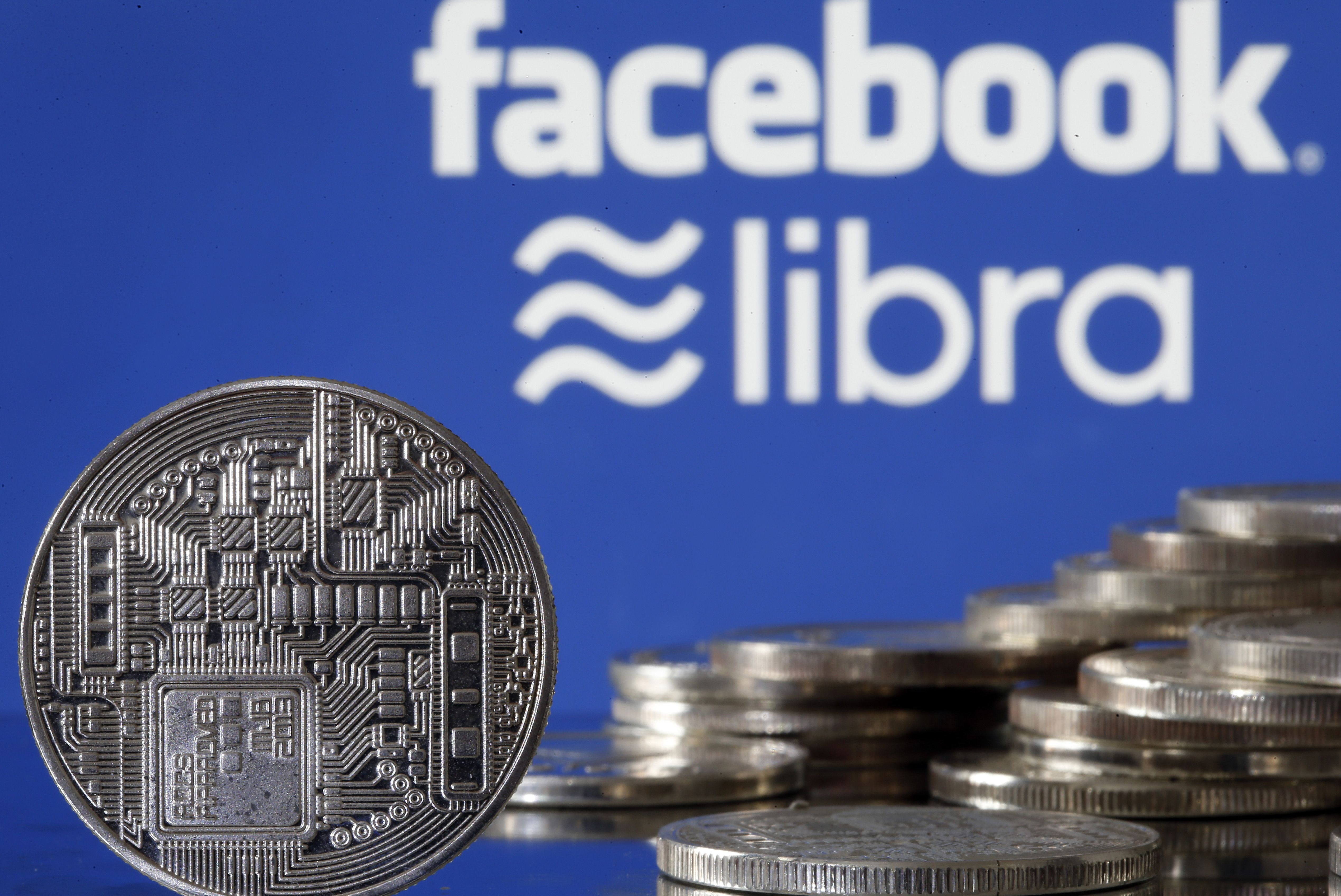 If Facebook's libra doesn't take off, China is racing to launch a global cryptocurrency that could