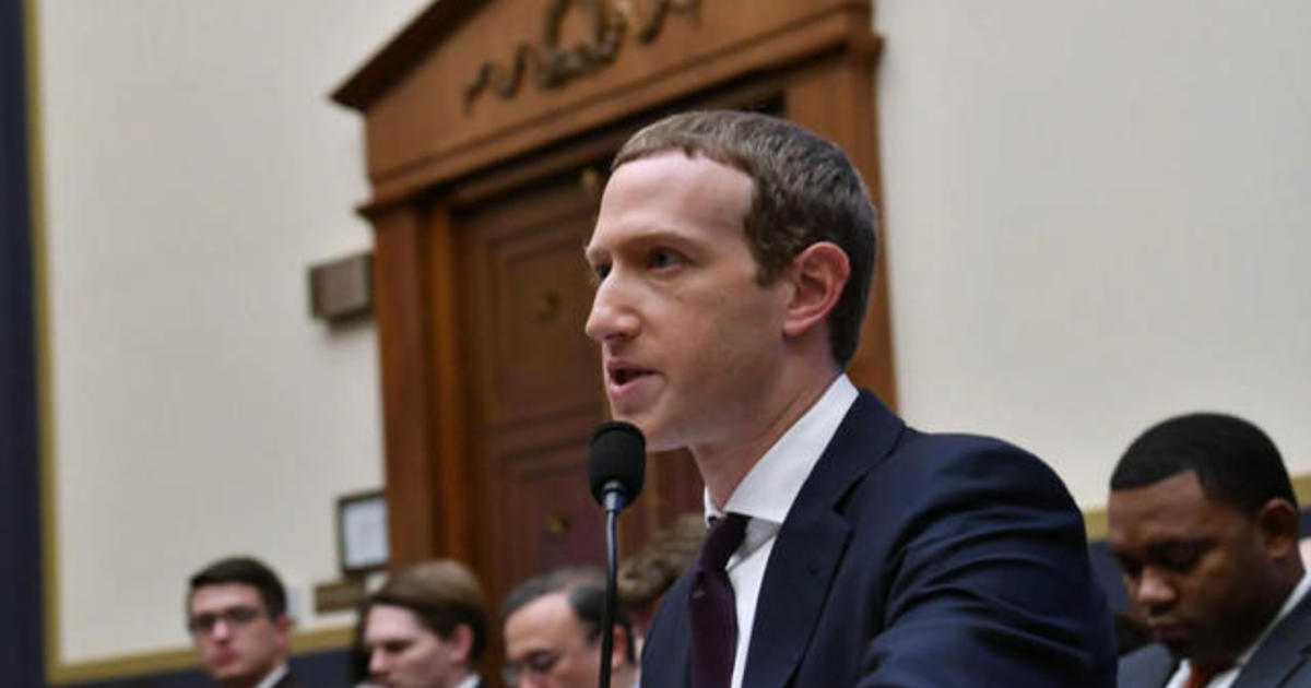 Zuckerberg faced hours of questioning on Capitol Hill