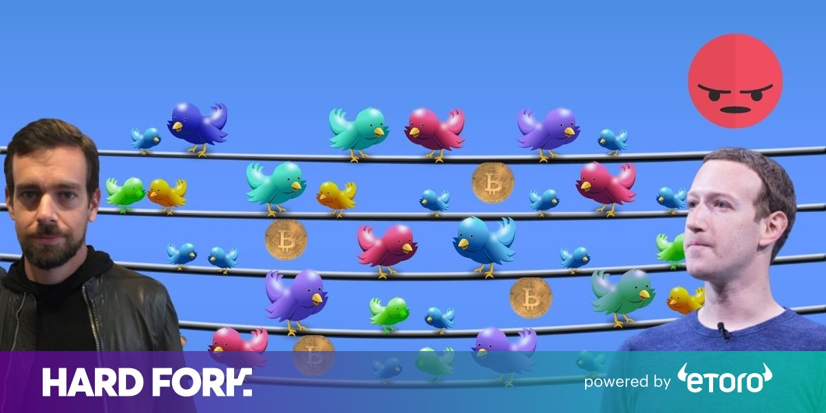 """Twitter CEO Jack Dorsey says """"hell no"""" to joining Facebook's Libra 'cryptocurrency'"""