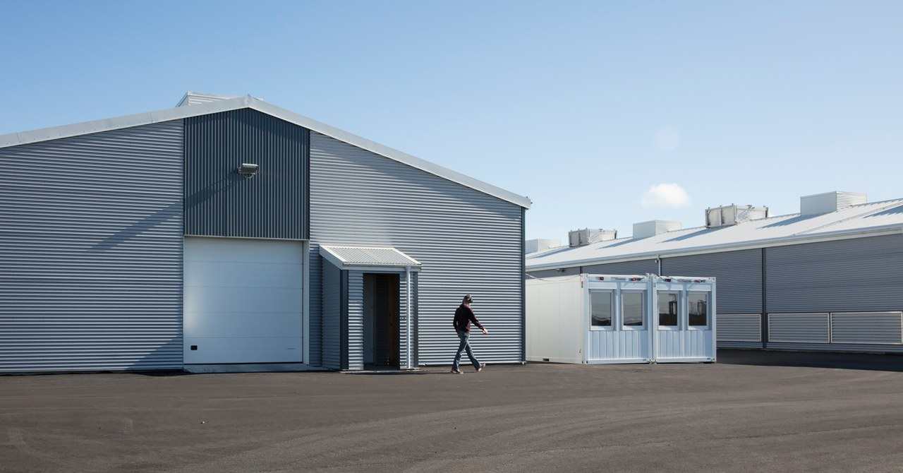 Inside the Icelandic Facility Where Bitcoin Is Mined