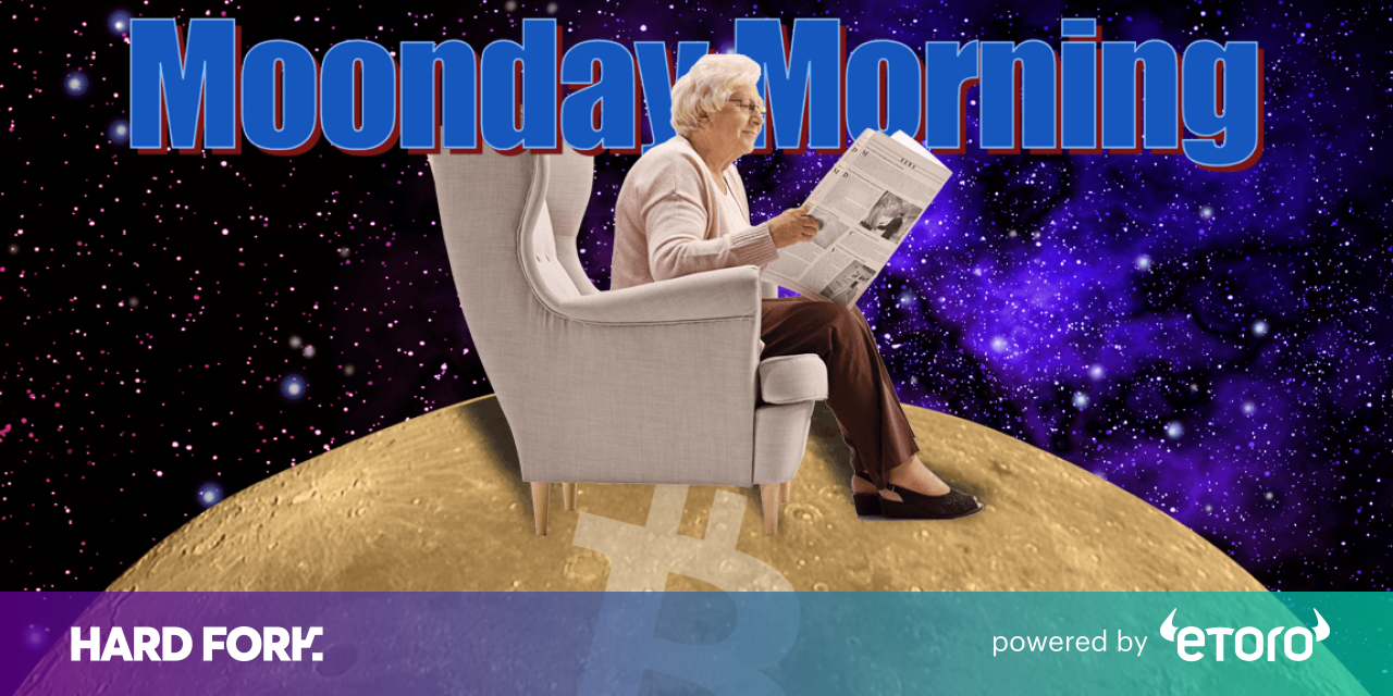 Moonday Mornings: IRS readies to tax your cryptocurrency — no matter what