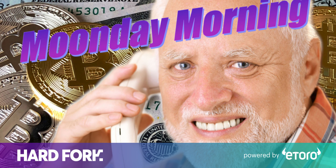 Moonday Mornings: $4B OneCoin cryptocurrency scam to be made into TV drama