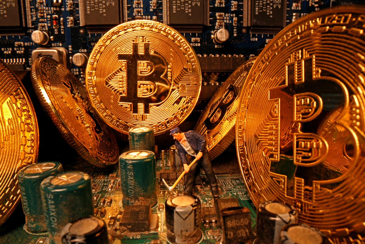 Coronavirus sows doubt over bitcoin's rally after third 'halving'